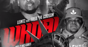 "Leintz Ft. Fred The Godson - ""Whoa"""